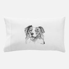 Australian Shepherd Pillow Case