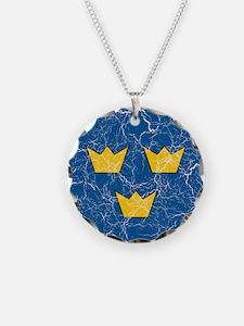 Sweden Roundel Necklace