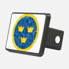 Sweden Roundel Hitch Cover