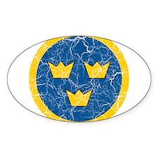 Sweden Roundel Stickers