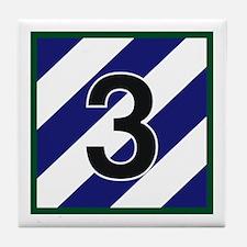 3ID - 3rd Brigade Tile Coaster