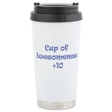 Cup of Awesomeness Travel Coffee Mug
