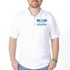 Personalizable SQLi Name Tag T-Shirt