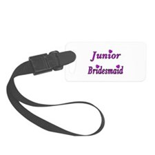 Junior Bridesmaid Simply Love Luggage Tag