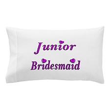 Junior Bridesmaid Simply Love Pillow Case