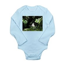 Can You See Me Long Sleeve Infant Bodysuit
