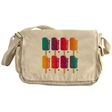 Popsicles Messenger Bag