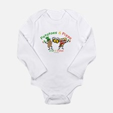 Irish & Italian Infant Creeper Body Suit