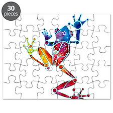 TreeFrogCafe4BlackB.png Puzzle