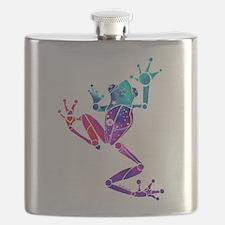 WakanaFrogPurpleBlue.png Flask
