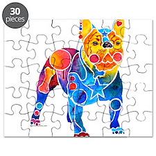 FrenchBulldogCafe.png Puzzle