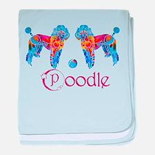 PoodlewStar.png baby blanket