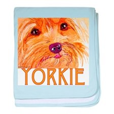 Yorkie4Cafe.png baby blanket