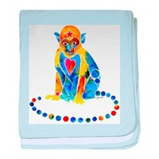 Monkey4Cafe.png baby blanket