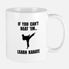 Learn Karate Mug