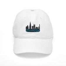 CITYMELTS CHICAGO SKYLINE Baseball Cap