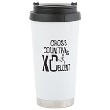 XC Cross Country Travel Mug
