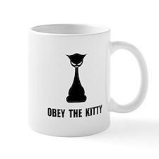 Obey The Kitty Mug