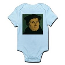 Luther- close Infant Bodysuit
