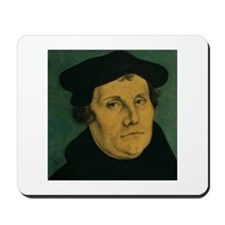 Luther- close Mousepad
