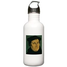 Luther- close Water Bottle
