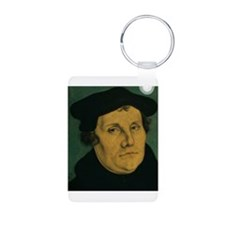 Luther- close Keychains