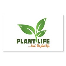 Plant Life Decal