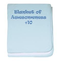 Blanket of Awesomeness baby blanket