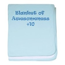 Blanket of Awesomeness baby blanket
