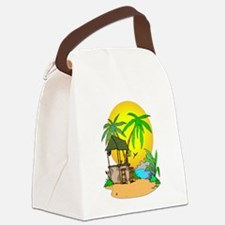 tikibarclosed.png Canvas Lunch Bag