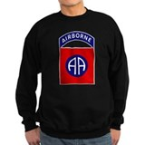 82nd airborne division Sweatshirt (dark)