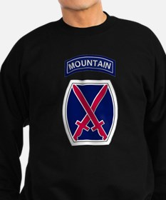 10th Mountain Sweatshirt