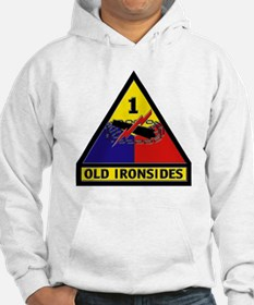 1st Armored Division Hoodie