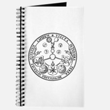 Cute Hermetic Journal