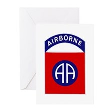 82nd Airborne Greeting Cards (Pk of 10)