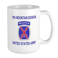 10th Mountain Mug