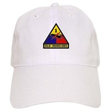 1st Armored Division Baseball Cap