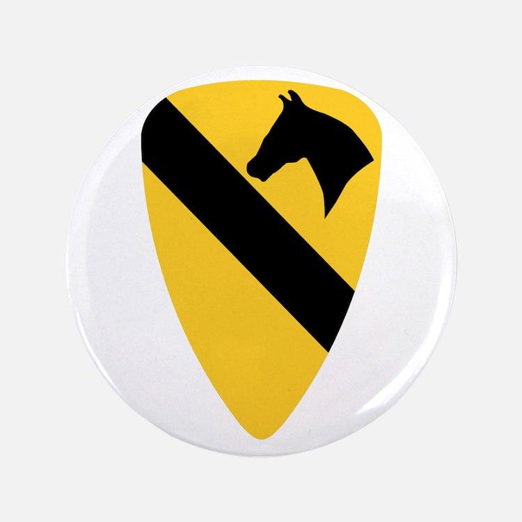 """Air Cavalry 3.5"""" Button"""