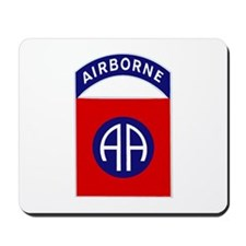 82nd Airborne Mousepad