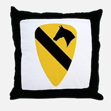 Air Cav Shoulder Throw Pillow