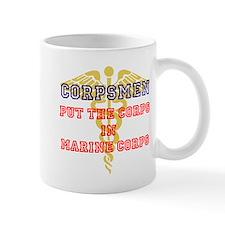 Marine Corps Corpsmen Mug