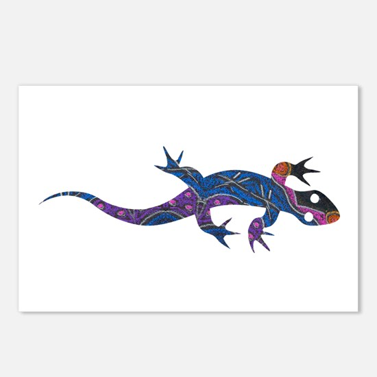 Chameleon Alchemy H Postcards (Package of 8)