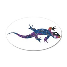 Chameleon Alchemy H Wall Decal