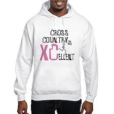 PINK XC Cross Country Hoodie
