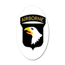 101st Airborne Wall Decal