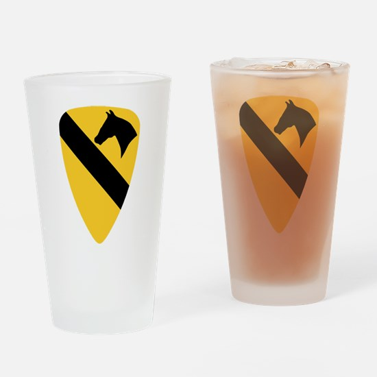 First Calvary Drinking Glass