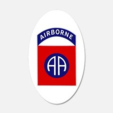 82nd Airborne Wall Decal