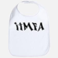 ITMFA Impeach Bush Graffiti Bib
