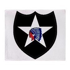 Fourth Infantry Div. Key Hanger