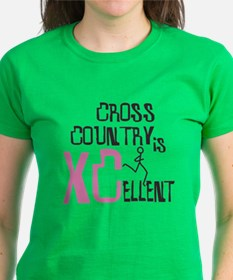 PINK XC Cross Country Tee